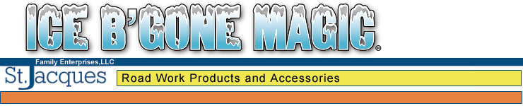 Ice B' Gone Magic a St. Jacques Family Enterprises, LLC website